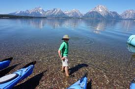 jackson hole kayaking in grand teton national park o a r s