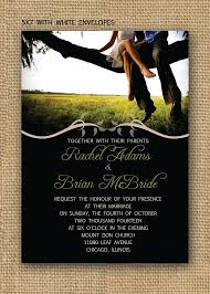 Fun Wedding Invitations Wedding Invitations Ideas Obniiis Com