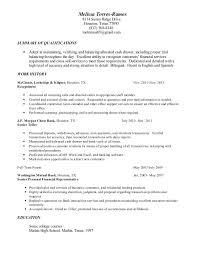 Bank Teller Resume Sample Entry Level by Lead Teller Resume Cv01 Billybullock Us