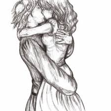 anime pencil sketches hd wallpapers cute love drawings pencil art