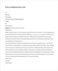 marketing cover letter 11 marketing cover letter templates free sle exle format