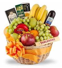 fruit gift basket elite gourmet fruit basket fruit gift baskets with