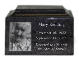 personalized urns 31 best photo memorials images on cremation urns