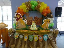 baby lion king baby shower party ideas photo 8 of 38 catch my