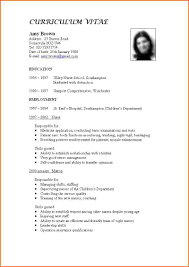 Resume Format Event Management Jobs by Job Teaching Job Resume