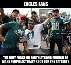 Patriots Fan Meme - nfl memes on twitter eagles fans