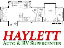 bighorn fifth wheel floor plans 2009 heartland bighorn 3055rl fifth wheel coldwater mi haylett