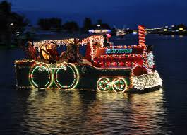 Pontoon Boat Design Ideas by Boat Parade Merry Christmas From Florida Pinterest Boat