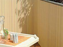 balkon bambus sichtschutz bambus sichtschutz für balkon mit gardol comfort bambus optik 300