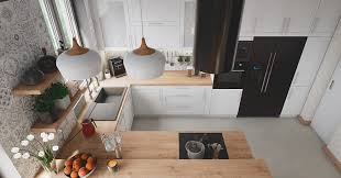 how to install peninsula kitchen cabinets 10 ways to optimize a u shaped kitchen design