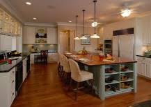 open kitchens with islands trendy display 50 kitchen islands with open shelving