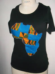 africa map fabric 10 best tops images on prints
