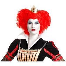 Halloween Costumes Queen Hearts Queen Hearts Wig Ebay