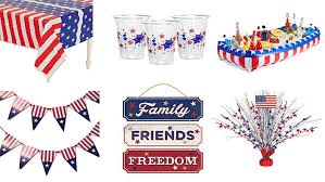 4th of july decorations top 10 best 4th of july decorations heavy