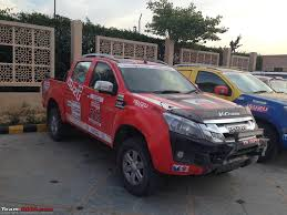 isuzu dmax lifted isuzu d max v cross official review page 9 team bhp