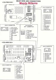 car audio wire diagram codes mazda factory car stereo repair