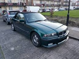 bmw e36 328i convertible manual genuine miles in edmonton