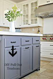 double trash can cabinet plans best home furniture decoration