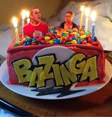 Big Bang Theory Birthday Meme - awesome big bang theory cake
