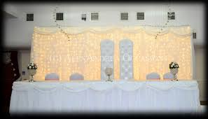 wedding backdrop fairy lights wedding event backdrop hire london hertfordshire essex
