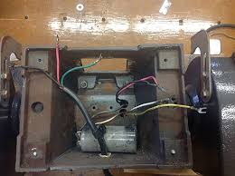 Old Bench Grinder Need Help Wiring New Switch Woodworking Talk Woodworkers Forum