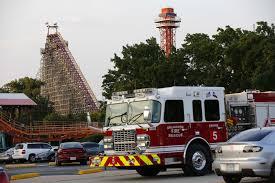 Six Flags Grand Prairie Report Details Horror Of Fatal Six Flags Roller Coaster Fall