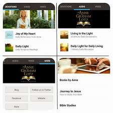 daily light devotional anne graham lotz mobile app anne graham lotz angel ministries