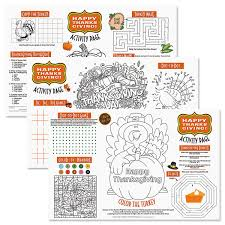 why is thanksgiving celebrated in november thanksgiving paper placemats current catalog