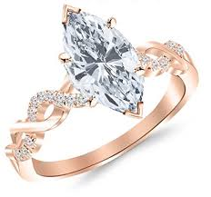 marquise cut diamond ring we review 7 marquise or navette cut diamond rings