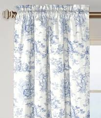 Blue And Yellow Kitchen Curtains by French Country Curtains U0026 French Country Drapes Country Curtains
