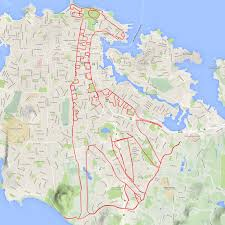 Create A Route On Google Maps by Become A Strava Artist With These Gps Tips Bicycling
