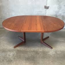 danish modern dining table u0026 chairs by vejle stole og mobelfabrik