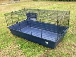 Indoor Hutch Indoor Rabbit Cage Excellent Design Trade Me