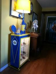 antique gas station lights for sale repurposed antique bulk oil lubester custom made into a display