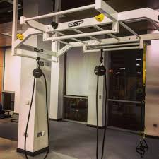 Trx Ceiling Mount Weight Limit by Esp Fitness Ceiling Frame At Powerplay Gym University Of Glasgow