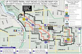 Patco Map Updated Transit Security Road Closed Map Including Additional