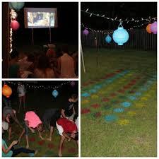 Backyard Movie Party by 30 Best Backyard Drive In Images On Pinterest Backyard Movie