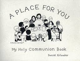 my communion place for you my holy communion book