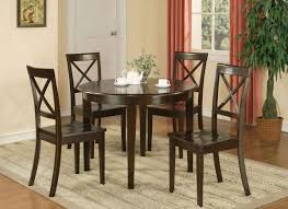 chair round dining room sets for 6 table glass with chairs