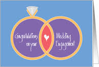 engagement congratulations cards from greeting card universe