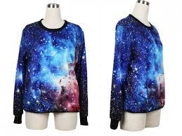 galaxy sweater galaxy sweater hoodie way sweaters apparel