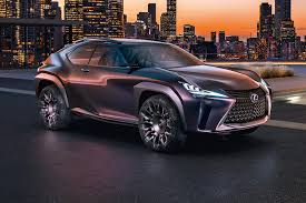 lexus crossover pictures french fancy lexus ux crossover concept revealed by car magazine