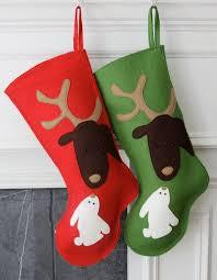 christmas stocking ideas best 25 felt christmas stockings ideas on pinterest diy felt