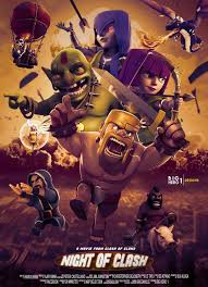 clash of clans wallpapers images clash of clans movie poster by bighero1 on deviantart