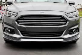 2013 ford fusion spoiler ford fusion 2013 2016 front lip spoiler urethane streetsceneeq com