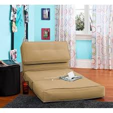 twin chair bed amazon com