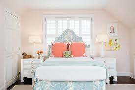 Bedroom Pink And Blue Pink And Blue Girls Bedroom Transitional U0027s Room Amie