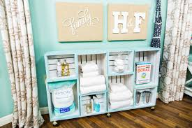 Storage Home by How To Diy Bathroom Storage Home U0026 Family Hallmark Channel