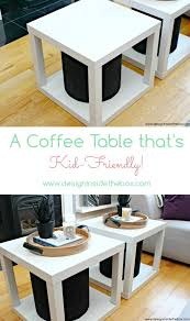 Kid Friendly Coffee Table A Coffee Table That S Kid Friendly Design Inside The Box