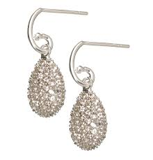 white topaz earrings links of london white topaz earrings bloomingdale s